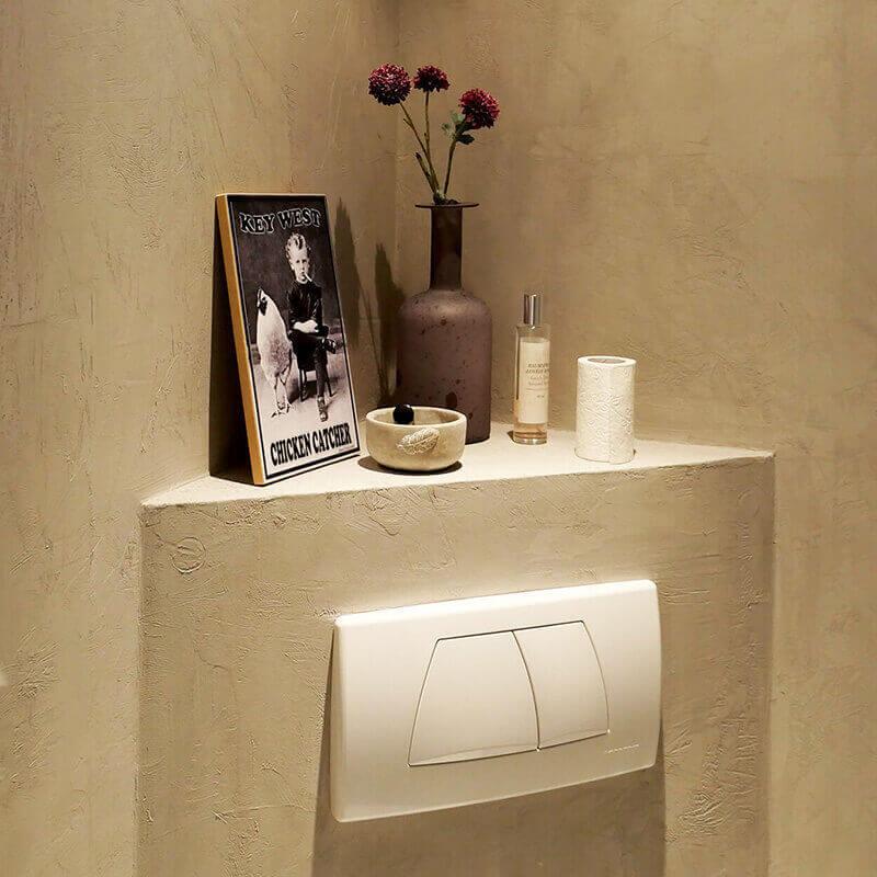 Betonoptik-WC
