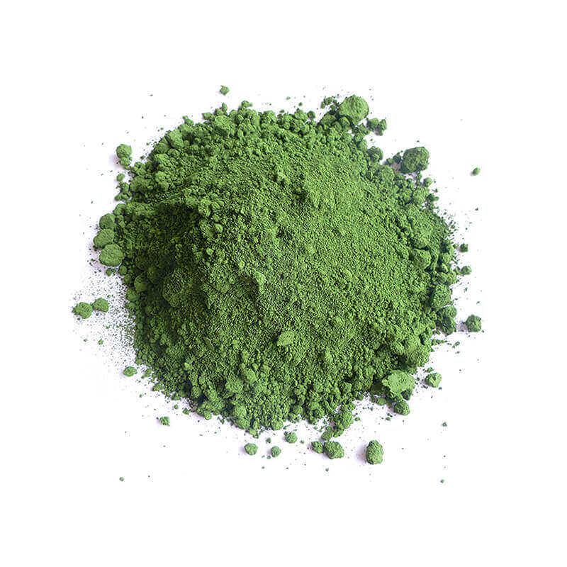 Farbpigmente chromoxidgruen